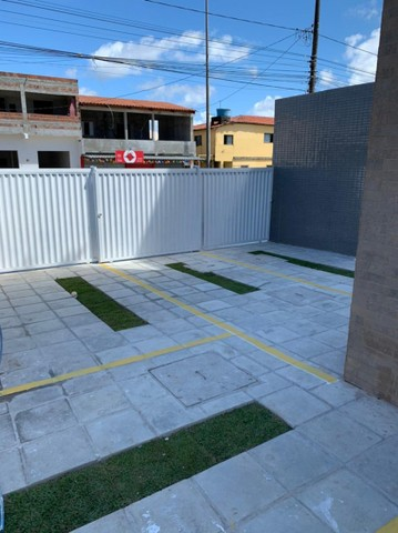 Apartamento à venda com 2 dormitórios em Paratibe, João pessoa cod:010066 - Foto 3