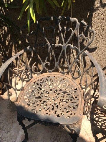 Cadeiras de Jardim - Taquaritinga Sp  - Foto 2