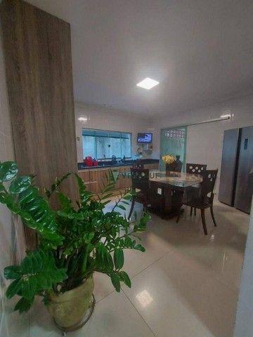 Casa com 4 dormitórios à venda, 238 m² por R$ 440.000,00 - Residencial Center Ville - Goiâ - Foto 10