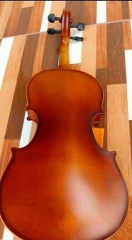 Violino Clássico Novo 4/4 - Foto 3