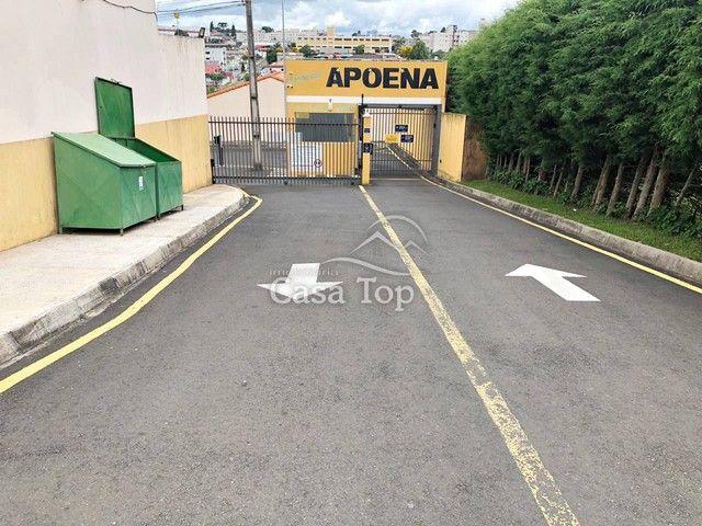 Casa à venda com 3 dormitórios em Rfs, Ponta grossa cod:4120 - Foto 12