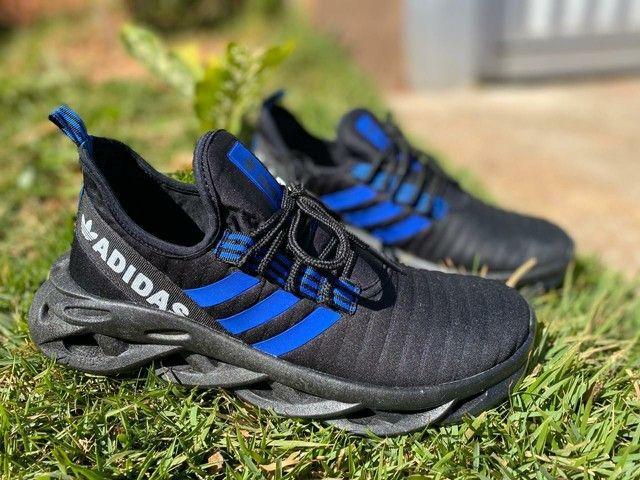 Adidas Hydra Primeira Linha na Caixinha Atacado - Foto 2