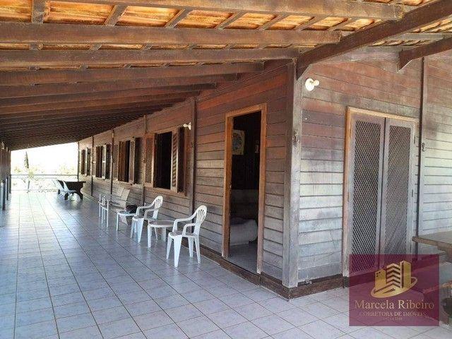 Casa com 3 dormitórios à venda, 279 m² por R$ 690.000,00 - Porto das Dunas - Aquiraz/CE - Foto 3