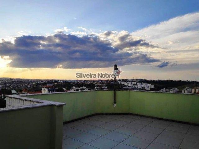 Cobertura 03 quartos no bairro carmargos em belo horizonte - Foto 11