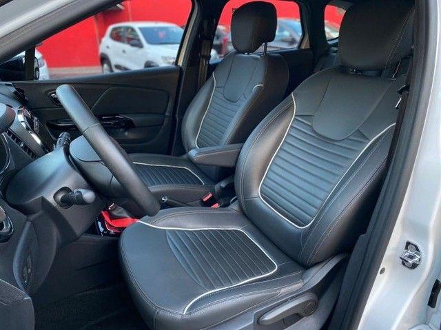 Captur Renault 2020 Intense 1.6 Cambio Cvt muito nova  - Foto 12