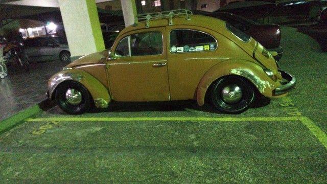 Vendes Fusca 1973 estilo Ratão - Foto 16