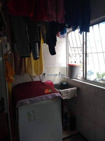 Apartamento com 2 dormitórios à venda, 59 m² por R$ 131.000,00 - Jockey - Vila Velha/ES - Foto 12