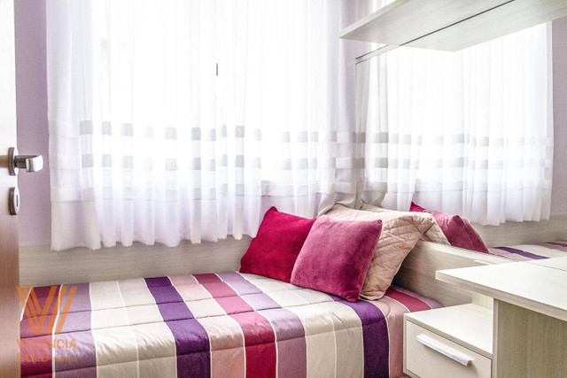 Res. Rio Japurá | Apartamento 3 Dormitórios | Vaga | 54 m²Privativos| Colombo - Foto 18
