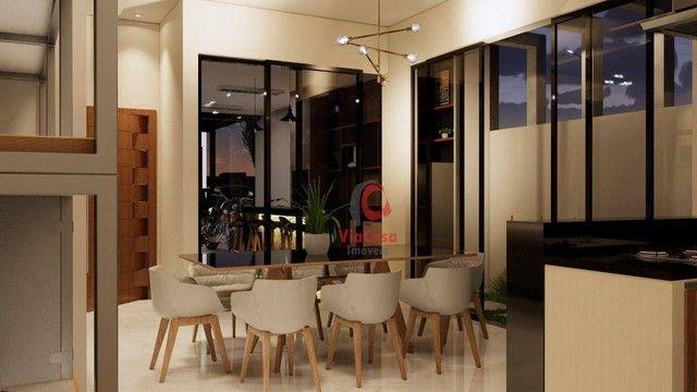 Casa com 3 dormitórios à venda, 254 m² por R$ 980.000,00 - Vale dos Cristais - Macaé/RJ - Foto 9