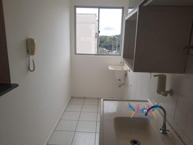 Apartamento Padrão para Aluguel em Pioneiros Campo Grande-MS - Foto 6