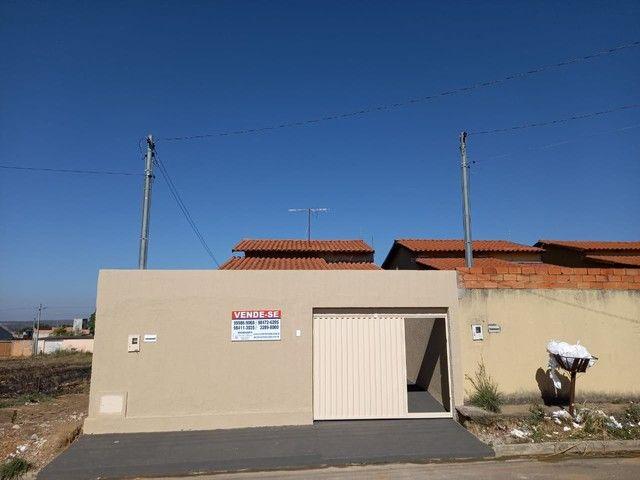 Casa de 130 metros quadrados no bairro Setor dos Bandeirantes com 3 quartos