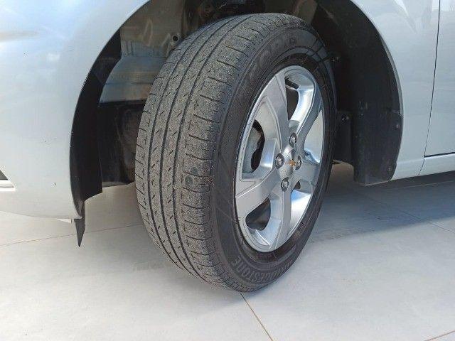 Chevrolet Prisma LT 1.4 Mec - 2019/19 - Foto 11