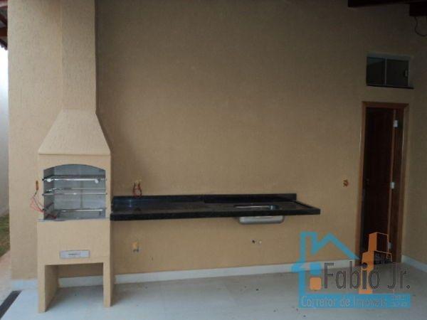 Casa com 3 quartos - Bairro Jardim Mont Serrat em Aparecida de Goiânia - Foto 14