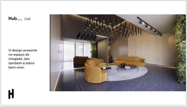 Compacto de luxo, 2 quartos com Varanda Gourmet, Ofurô e Churrasqueira. - Foto 8