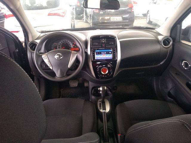 Nissan March 1.6 Sl CVT 2018/18 - Foto 15