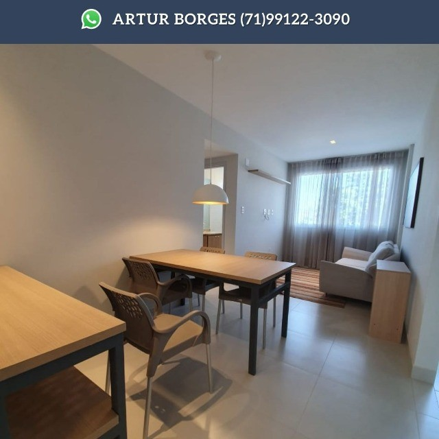 Sensacional, apartamento de 2/4- vaga de garagem em 53m² - Foto 10