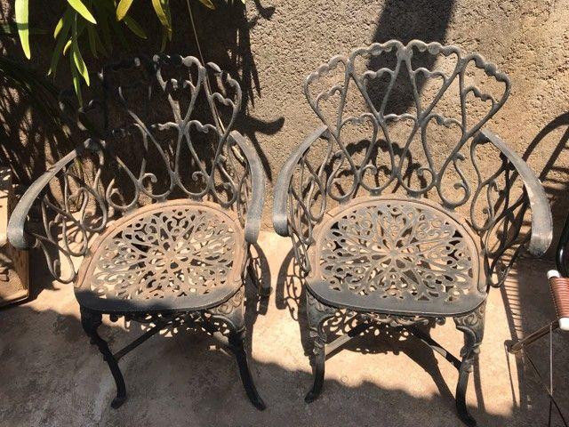 Cadeiras de Jardim - Taquaritinga Sp  - Foto 4