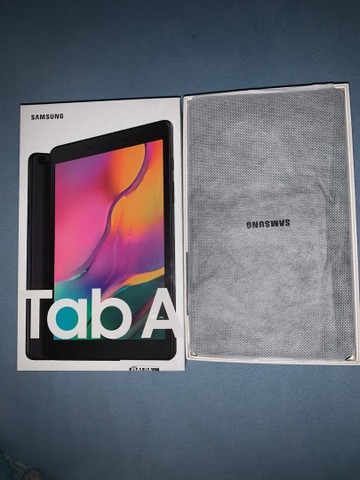Vendo tablet tab A 8 polegadas 32gb novo