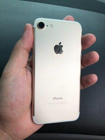 iPhone 7 de 128gb Gold - Até 12x sem juros