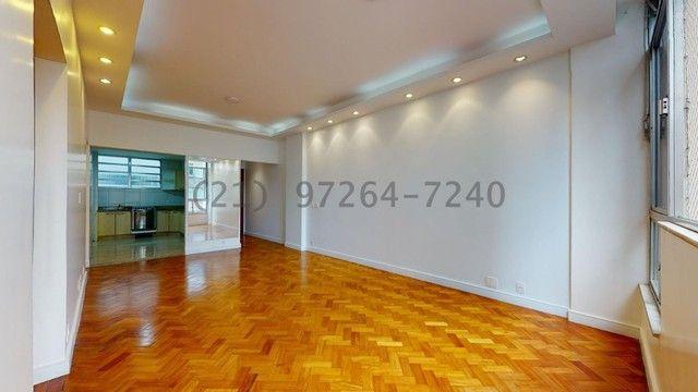 Apartamento para comprar com 106 m², 3 quartos (1 suíte) e 1 vaga em Ipanema - Rio de Jane - Foto 2