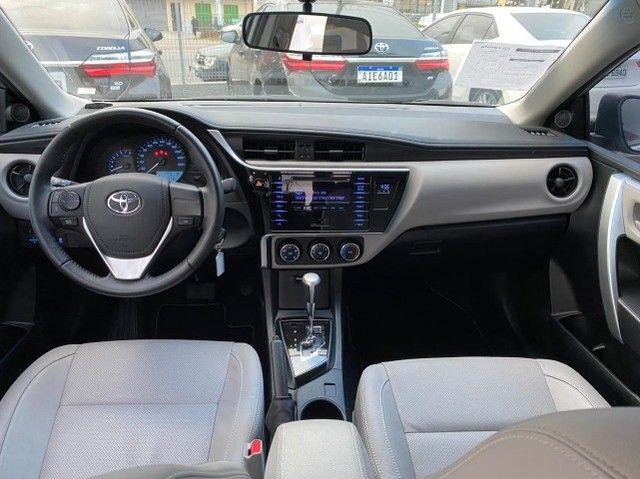 Corolla GLI Upper 1.8 AT 17/18  **Apenas 43 mil km** - Foto 12
