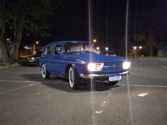 VW variant 1972