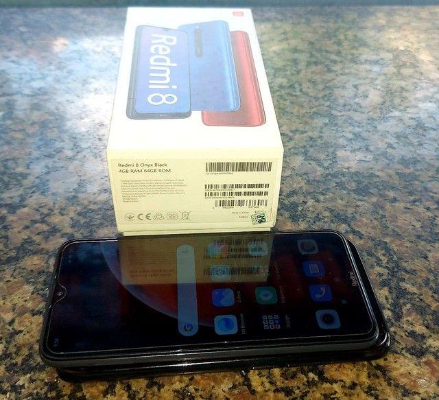 Redmi 8 Onyx Black 64 GB  - Foto 5