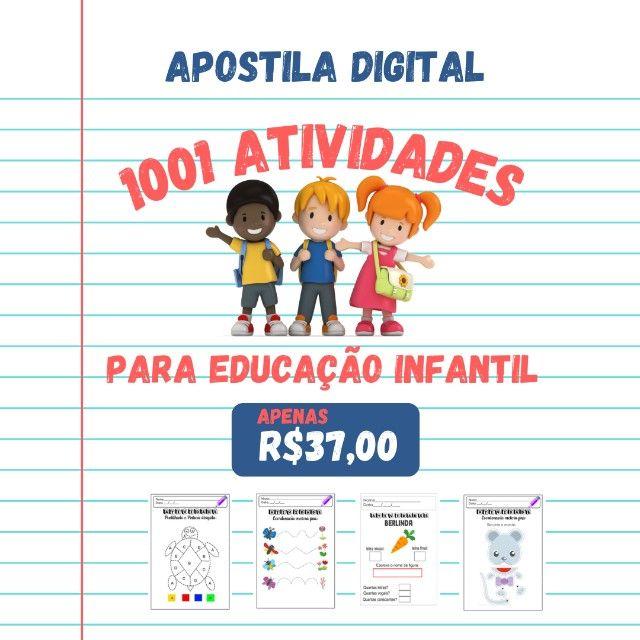 O Material para alfabetização mais vendido do Brasil! - Foto 2