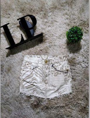 Saia Lança Perfume Jeans Original Última Unidade