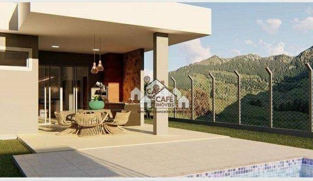 Casa com 4 dormitórios à venda, 251 m² por R$ 1.490.000,00 - Condomínio Mirante do Fidalgo - Foto 5