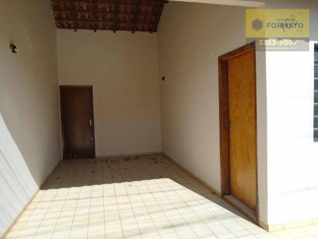 Casa para alugar, 90 m² por R$ 1.100,00/mês - Jardim Jóquei Club - Campo Grande/MS - Foto 2