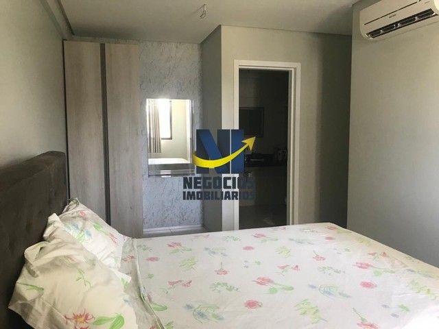 Apartamento à venda, 3 quartos, 1 suíte, 2 vagas, Guaxuma - Maceió/AL - Foto 6