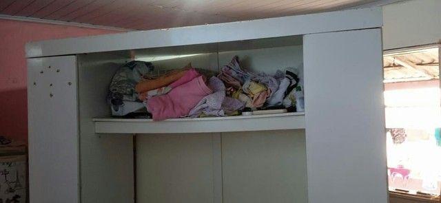Vendo quardar roupa quebra galho e armario - Foto 2