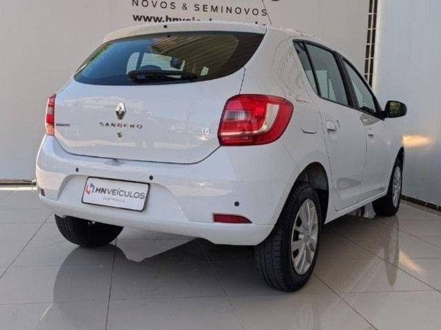 Renault Sandero Expression 1.6 2015 - 98998.2297 - Foto 4