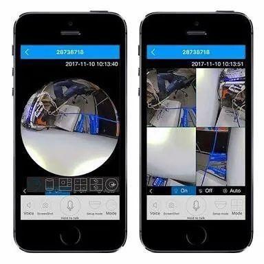 Câmera 360 - babá eletrônica  - Foto 4
