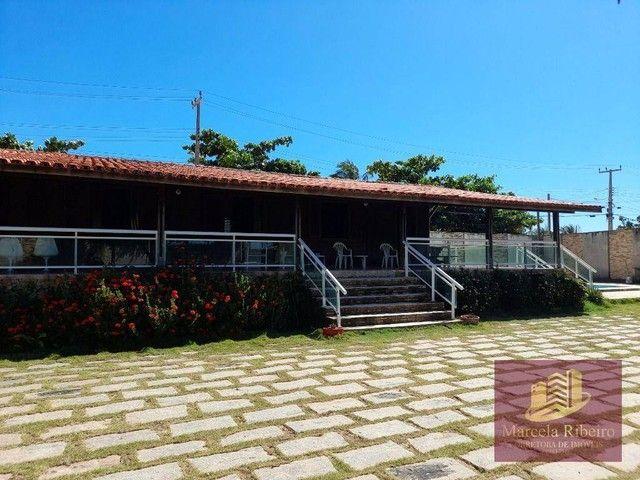 Casa com 3 dormitórios à venda, 279 m² por R$ 690.000,00 - Porto das Dunas - Aquiraz/CE - Foto 12