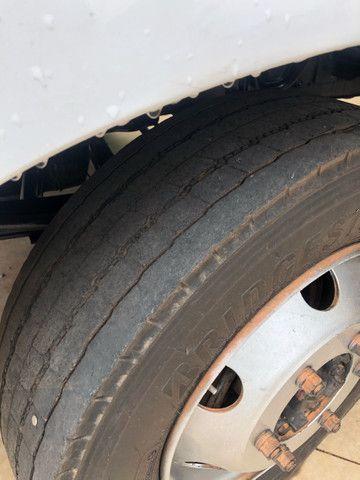 Caminhão 3/4 712 C 2002 carroceria toco 4x2 - Foto 11