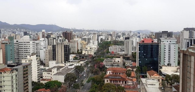 Flat para aluguel, 1 quarto, 1 suíte, Lourdes - Belo Horizonte/MG - Foto 14