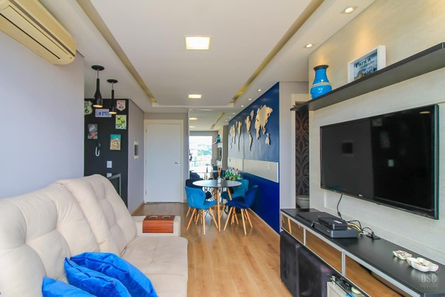 Apartamento com 2 dormitórios à venda, 56 m² por R$ 345.000,00 - Tristeza - Porto Alegre/R - Foto 11