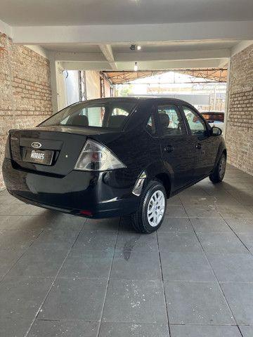 Fiesta Sedan Flex 1.0 2014 ipva 2021Pago  - Foto 7