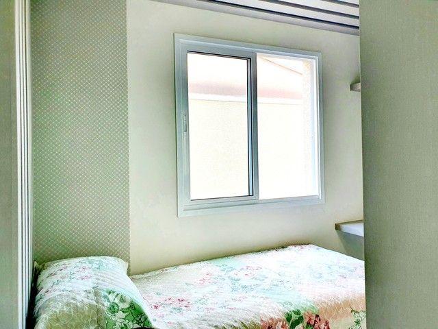 Apartamento de 2 dormitórios com uma suíte, 1 vaga coberta no Vila Fanny. Espaçosa sacada  - Foto 14