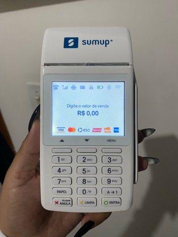 Vendo maquininha Sumup  - Foto 2