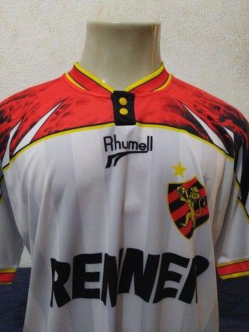 Camisa Sport - 1996 - Foto 2
