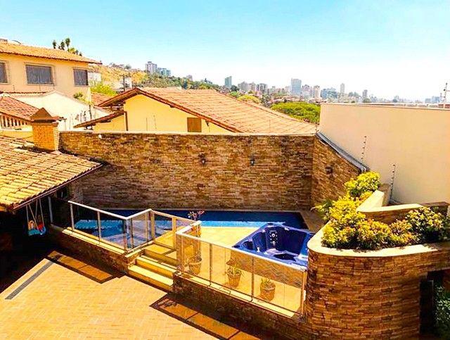 Casa à venda, 5 quartos, 2 suítes, 6 vagas, São Bento - Belo Horizonte/MG