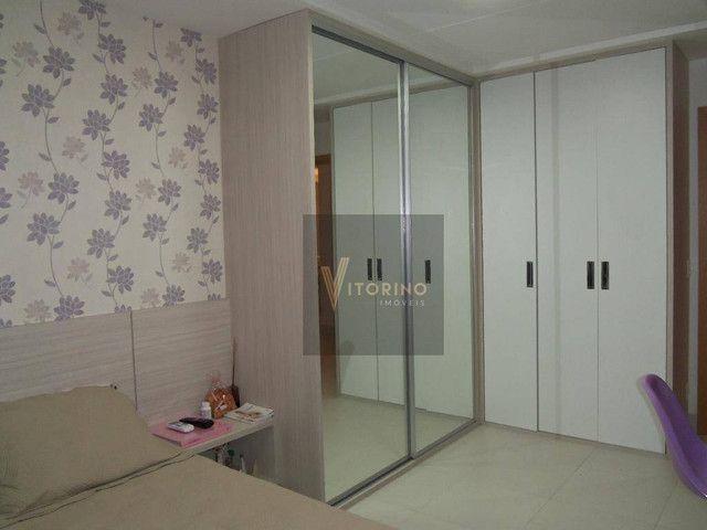Apartamento com 4 dormitórios à venda, 201 m² por R$ 1.300.000,00 - Miramar - João Pessoa/ - Foto 9