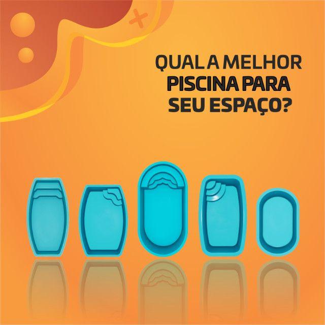 Promoção - Piscina de Fibra - Linha Premium - Foto 6