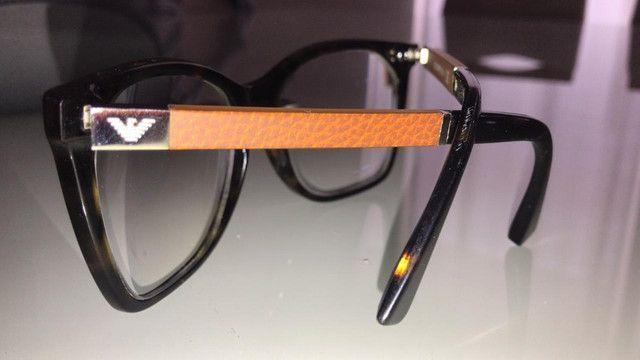 Óculos de Sol Emporio Armani - Original - Acetato - Foto 2