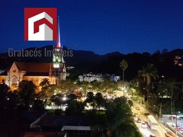 Apartamento à venda com 3 dormitórios em Centro, Petrópolis cod:2221