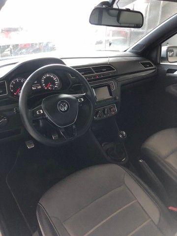 VW Saveiro Cross CD 2017 Extraaa!! - Foto 8