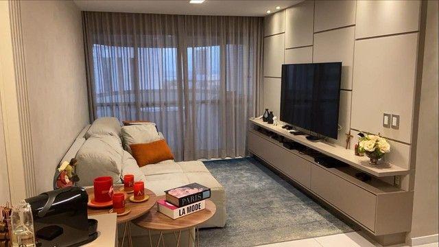 Apartamento à venda, 3 quartos, 1 suíte, 2 vagas, Farol - Maceió/AL
